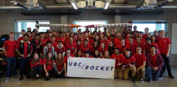 Rocket – one of the aerospace teams
