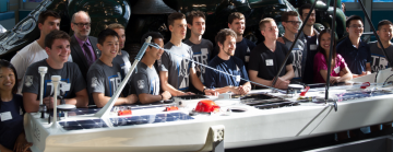SailBots – one of the watercraft teams